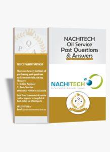Nachitech Oil Service Past Question