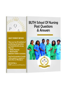 (BUTH) school of nursing past questions