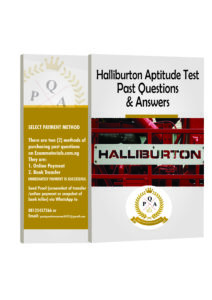 Halliburton Aptitude Test Questions and Answers Download PDF