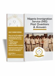 NIS Recruitment Test Past Questions And Answers Download PDF
