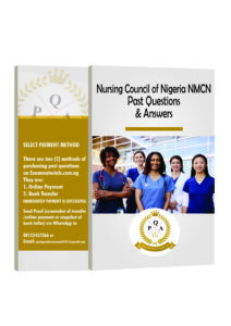 Nursing Council of Nigeria NMCN Past Questions