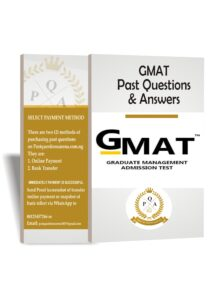 GMAT Past Questions 2021   Download GMAT Questions with Explanations