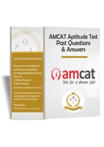 AMCAT Aptitude Test Past Questions And Answers 2021   PDF