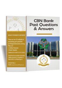 CBN Past Questions   CBN Aptitude Test Past Questions & Answers PDF