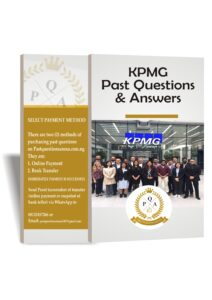 KPMG Past Questions & Answers | KPMG Aptitude Test Past Questions